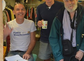 radio winchcombe in sue ryder