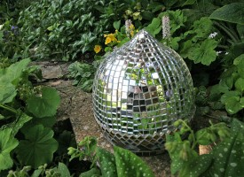 sculpture_mirrorball